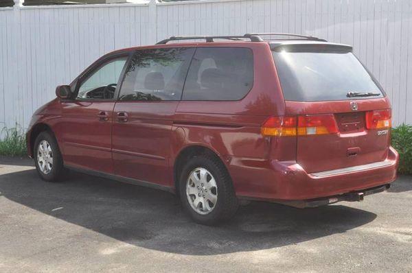 Honda odyssey 2002 good condition
