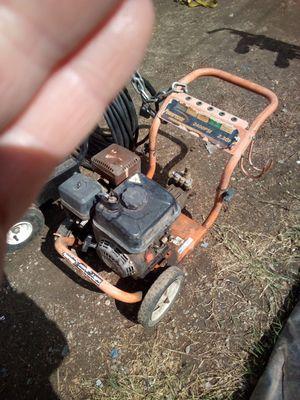 POWERMATE PRESSURE WASHER 2400 PSI. for Sale in Modesto, CA
