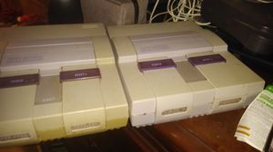 Super Nintendo and N64 for Sale in Douglasville, GA