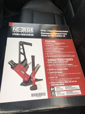 Nail Gun 18 gauge for Sale in Virginia Beach, VA