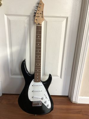 Brownsville New York Electric Guitar Excellent condition for Sale in Fremont, CA