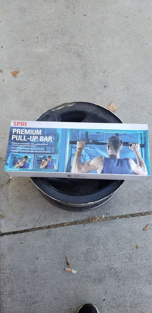 Pull up bar for Sale in Riverside, CA