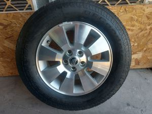 Wheel & Tire BFG Rugged Trail T/A p245/65r17 245/65/17 for Sale in Las Vegas, NV