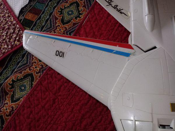 1983 gi joe skystriker with ace