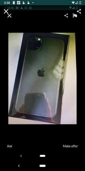 iPhone Bu/YER $$ Now 12 pro 12 11 pro max 11 pro xs max for Sale in West Covina, CA