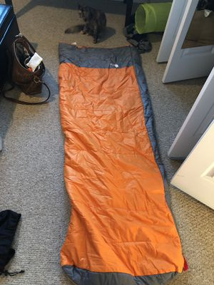 Dolomite brand, REI sleeping bag for Sale in Washington, DC