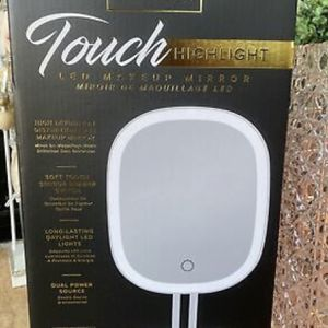 New Impressions Vanity Touch Highlight White LED MakeUp Mirror for Sale in Norwalk, CT