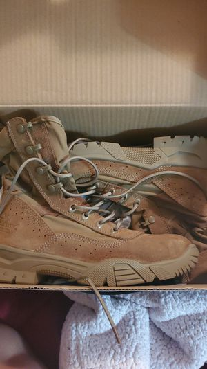Coyote military army boots for Sale in Las Vegas, NV