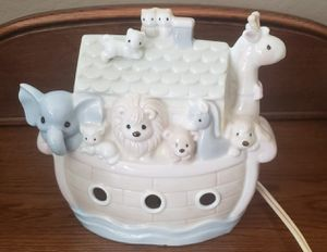 Precious Moments Noah's Ark light for Sale in Tracy, CA