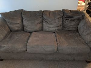 Couch and Chair. FREE. PICK UP ONLY for Sale in Murfreesboro, TN