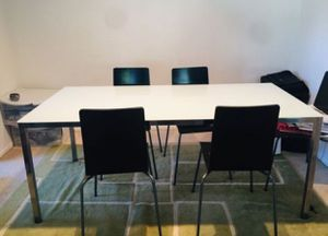 Dining table( glass) for Sale in Irvine, CA