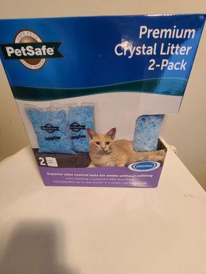 Petsafe scoopfree litter 2 bags for Sale in Virginia Beach, VA