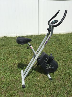 Stationary exercise bike for Sale in TEMPLE TERR, FL