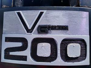 "Bote Open fish 20"" aquasport 200 Yamaha for Sale in Carol City, FL"