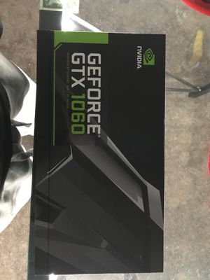 GTX 1060 founders edition for Sale in Pittsburgh, PA
