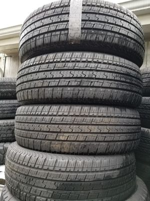 4 tires 235 75 15 for Sale in UPR MARLBORO, MD