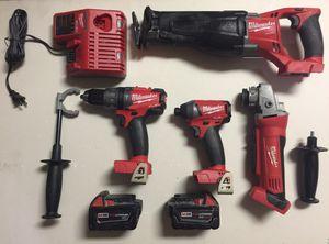 Milwaukee tools for Sale in Mesa, AZ