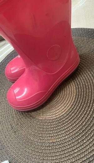 Rain boots for Sale in Pomona, CA