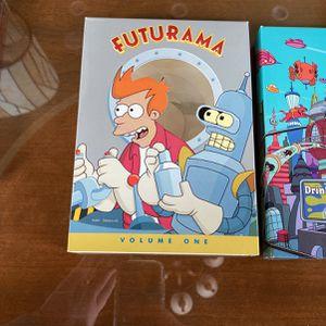 Futurama DVD Volume 1 3 Disc Set for Sale in Naperville, IL