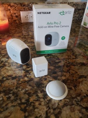 Arlo Pro 2 wireless security camera add on for Sale in Gilbert, AZ