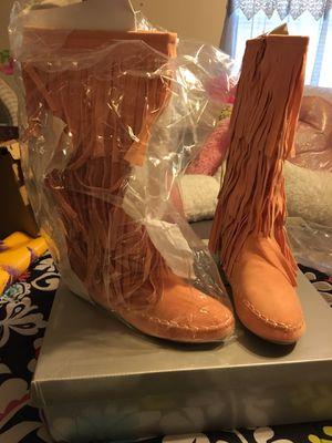 Fringe Boots for Sale in Centerville, GA
