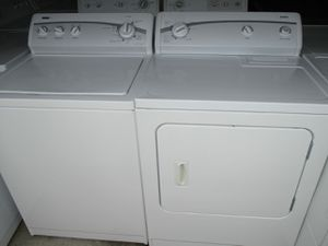 Kenmore washer and kenmore dryer heavy duty super load capacity for Sale in Euless, TX