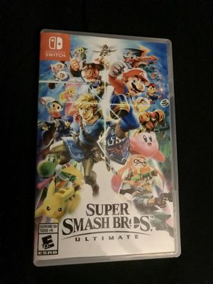 Smash Nintendo switch for Sale in Bellflower, CA