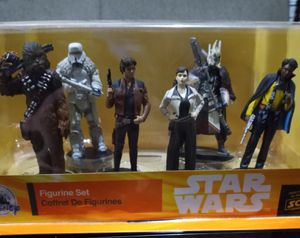 Star Wars Figurine Set for Sale in Portland, OR