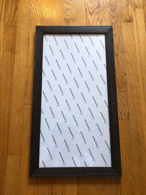 Wooden picture/poster frame 12x25 for Sale in Seattle, WA