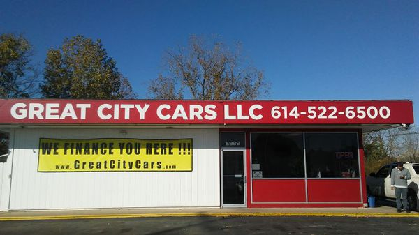 Great City Cars >> Great City Cars 300 Down 900 Down For Sale In Westerville Oh