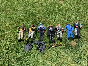 Collectable GI Joe Action Figures for Sale in San Juan Capistrano, CA