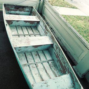 Jon Boat for Sale in Niagara Falls, NY
