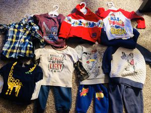 Toddler boys pants sets for Sale in Dallas, TX