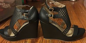 XOXO WEDGE HEEL SHOES SIZE 8M NWOT for Sale in Arlington, MA