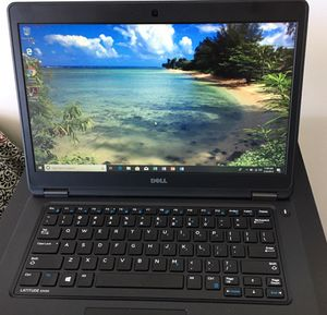 Dell Laptop E5450 - $180 Excellent Condition . Windows 10 and Office 2016 activated for Sale in Herndon, VA