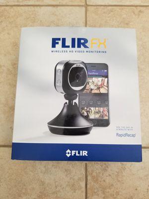 FlirFX HD camera for Sale in San Leandro, CA