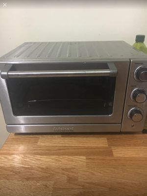 Stainless steel toaster oven for Sale in Darnestown, MD