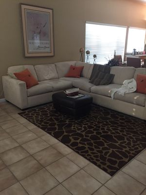 Sectional Couch - 2 Piece for Sale in Rocklin, CA