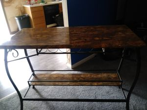 Formica y hierro mesa. Formica iron tables for Sale in Oxford, PA