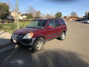 2003 Honda CRV clean title auto for Sale in Sacramento, CA