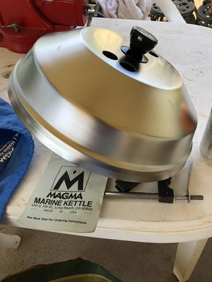 Magma marine kettle new for Sale in Oroville, CA