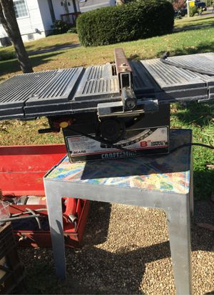 Table saw for Sale in Voorhees Township, NJ