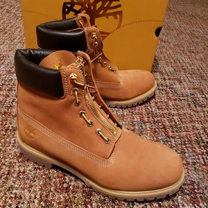 Mens Wheat Timberland Boots Size 11 for Sale in Harrisburg, PA