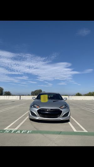 2013 Hyundai Genesis coupe 2.0T for Sale in El Cajon, CA