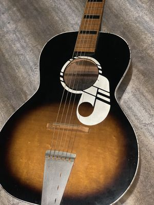 1960 vintage Kay acoustic guitar for Sale in Los Angeles, CA