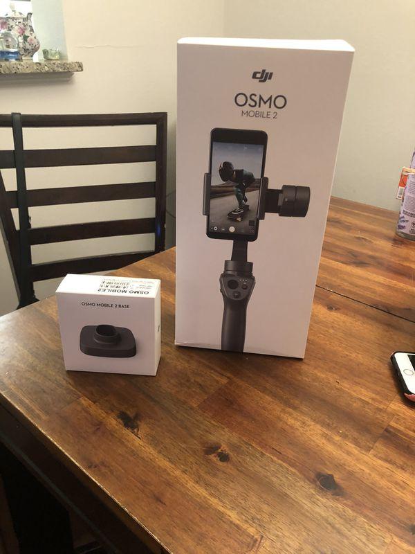 DJI OSMO Mobile 2 bundle