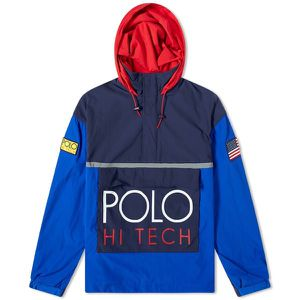 Polo RalphLauren hi tech block pullover-jacket for Sale in Brentwood, MD