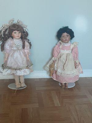 Antique Porcelain Dolls for Sale in Houston, TX