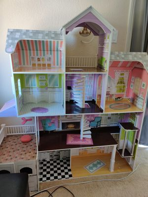Big doll house for Sale in Vallejo, CA
