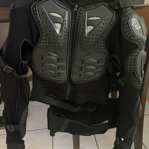 Fox Full Body Motorcycle Jacket for Sale in Hollywood, FL